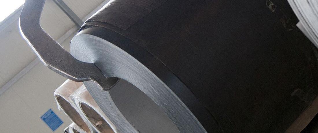 Alluminio naturale, preverniciato e mandorlato Udine